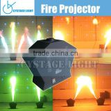 Hight Quality Triple Color Fire Effect Machine Stage Flame Machine
