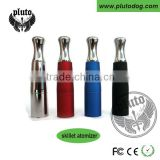 High quality dual ceramic coil 510 wax atomizer ego dab wax skillet vaporizer with metal plastic drip