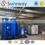 Low Power Consumption PLC Control System PSA(Pressure Swing Adsorption) Oxygen Generator for Fish Farming