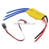 30A Brushless Motor Speed Controller BEC ESC T-rex 450 V2 for RC Helicopter Boat