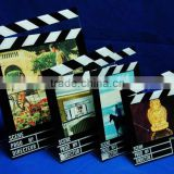 plexiglass picture frame clips for promotional tabletop/desktop/countertop souvenir gift