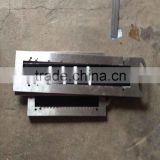 Hand manual license plate and manual embossing machine