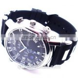 720P H.264 mini dv video recorder cam waterproof wrist watch hidden camera dvr