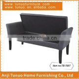 Bench&storage&lounge,Wood and fabric,TB-7857                                                                         Quality Choice
