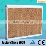 7090 livestock farm greenhouse evaporative cooling pad machine
