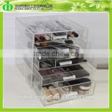DDN-D051 Trade Assurance Cheap 5 Tier Acrylic Makeup Organizer