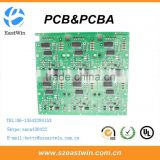 Contract printed circuit board (PCB) assembly with automatic optical inspection (AOI) capability