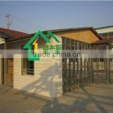 Made in China Metal decoration panel/asphalt shingle Q550 light steel villa/prefabricated living houses/apartment/home