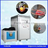 IGBT induction hardening of steel