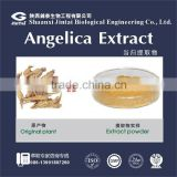 Chinese traditional herb angelica sinensis extract treating anemia