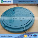 china supplier bmc grp tank truck manhole cover low price