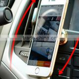 magnetic car phone holder with 360 degree rotation flexible mobile phone support(PH-B-0202)