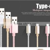 Usb3.1 Type-c To Type-c Date Cable