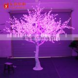 giant outdoor Christmas tree Led cherry blossom tree light super simulation LED tree branch decorative lights