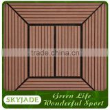 Certificate High Quality Outdoor Wpc Deck Composite