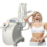 Super slimming machine|RF, lipo, vacuum, rooler multifunctional body re-sculpture| hot in USA