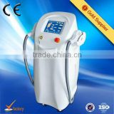 2016 New Arrival 10 BARS Vertical Skin Rejuvenation Diode Laser Ipl With Double TEC Cooling Abdomen