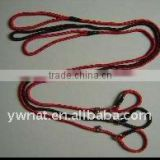 nylon rope dog leashes for match