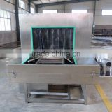 Industry food container washing equipment