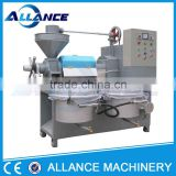 ALLANCE high output 6YL-80A full automatic coconut sunflower seeds peanut cold oil press machine