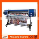 Low Cost 1.6m Wide Small Eco Solvent Printer With DX5 Head