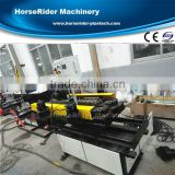 pvc double-color corrugated pipe making machine/pvc corrugated tube machinery/pvc electric corrugated pipe extrusion line