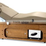 Wood base Electric Massage Beauty Bed / High End Used Electric Massage Table DS-H33361A-3
