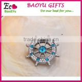 China Wholesale Europe Rhinestone Brooch For Mens Suit Brooch Bouquet In Stock