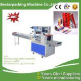 chocolate Biscuit  flow pack/Sachet biscuits horizontal sealing machine/biscuits filling machine