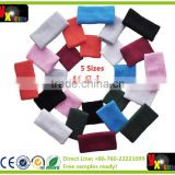 Wrist Support Tennis/Basketball/Badminton Sport Protector Pulseira Munhequeiras Sweatband Cotton Gym Wrist Guard 8*8cm Wristband