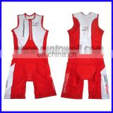 Subliamted custom compression lycra triathlon suit / triathlon clothing / triathlon wetsuit