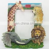 custom polyresin picture photo frame 3D photo frame manufacture