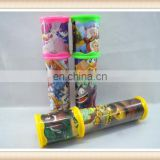 kids plastic kaleidoscope toy