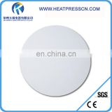3mm thickness sublimation round mouse