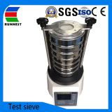 Ss304 Vibrating Grading Test Sieves with Europe Tyler ASTM Standard (SY200)