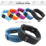 Heart rate sensor a sport bracelet smart heart rate monitor watch with blood pressure monitor