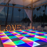 RGB dance floor DMX dancing panel
