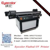 Eyecolor High Quality Cylinder Flatbed UV Printers UV LED Flatbed Printer For Glass Phone Case Wood Arcylic Ceramic Etc