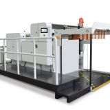 Kraft paper cross cutting machine with automatic control system