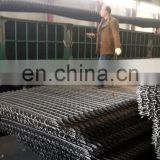 Width of 1.5-2.0 meter 3x3 galvanized foundation reinforcing steel welded wire mesh with OEM service