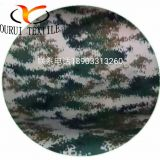 Polyester cotton printed custom fabric printing camouflage material military fabric