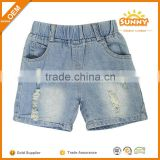 Hot 2016 New Arrival Soft Cotton Unisex Girls in Children's Shorts/ Boys Shorts Children