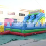 cheap Giant used commercial adult inflatable slide for sale