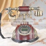 decorative antique retro phone handset