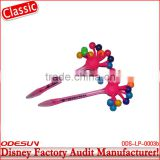 Disney factory audit manufacturer's ball pen with led light 143192