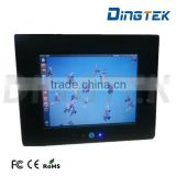 DT-P121-I Industrial fanles 10 inch mini pc android with I3/I5/I7 CPU 2GB/4GB RAM