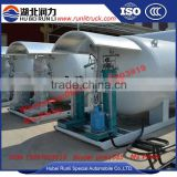 Mobile LPG Skids Station LPG Gas Filling Plant 5Tons Mobile Gas Station Whatsapp 0086 15897603919