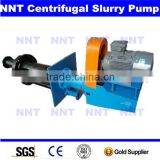 Vertical submersible industry mining rubber lined centrifugal slurry pump used for metal tailings