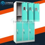 Metal cold-rolled Steel Locker Stainless l Coating Locker cell Phone Charging Station Locker Lock