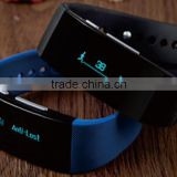 Seller's hottest smart bluetooth waterproof phone bracelets, OLED display, 2016 new product bluetooth bracelet                                                                         Quality Choice